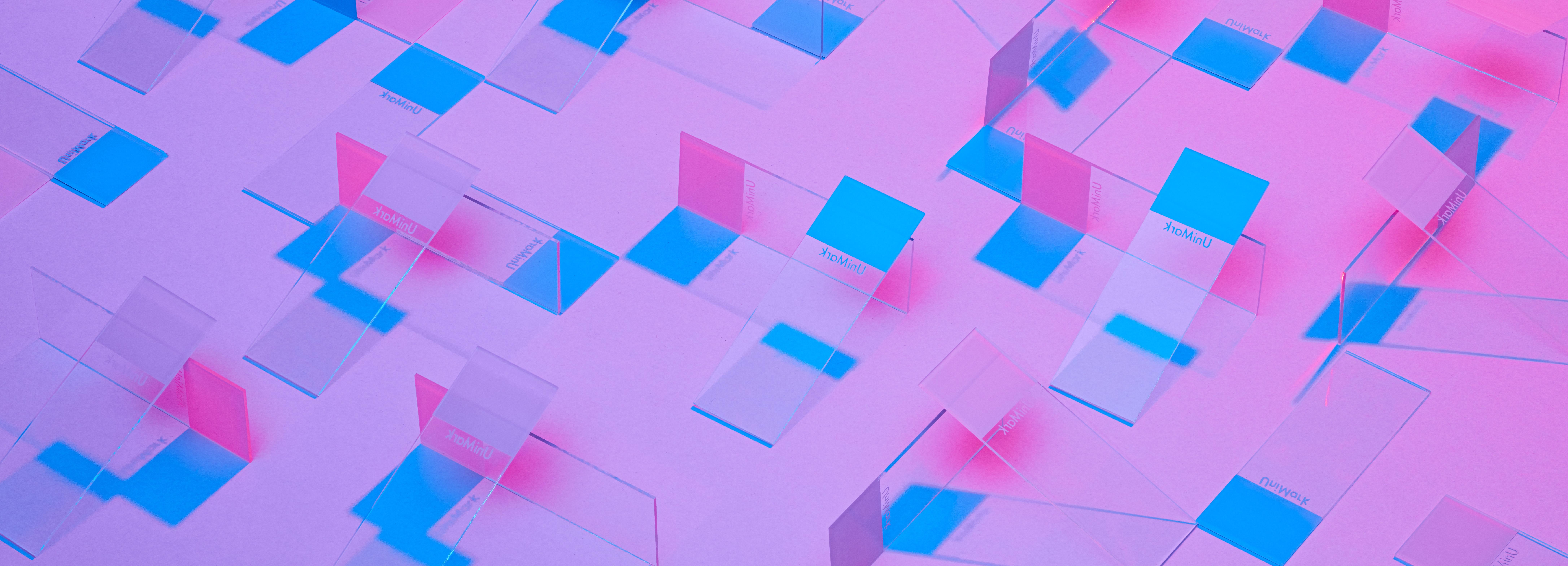 Abstract visual interpretation of data